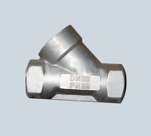 Stainless steel high precision pipe fitting
